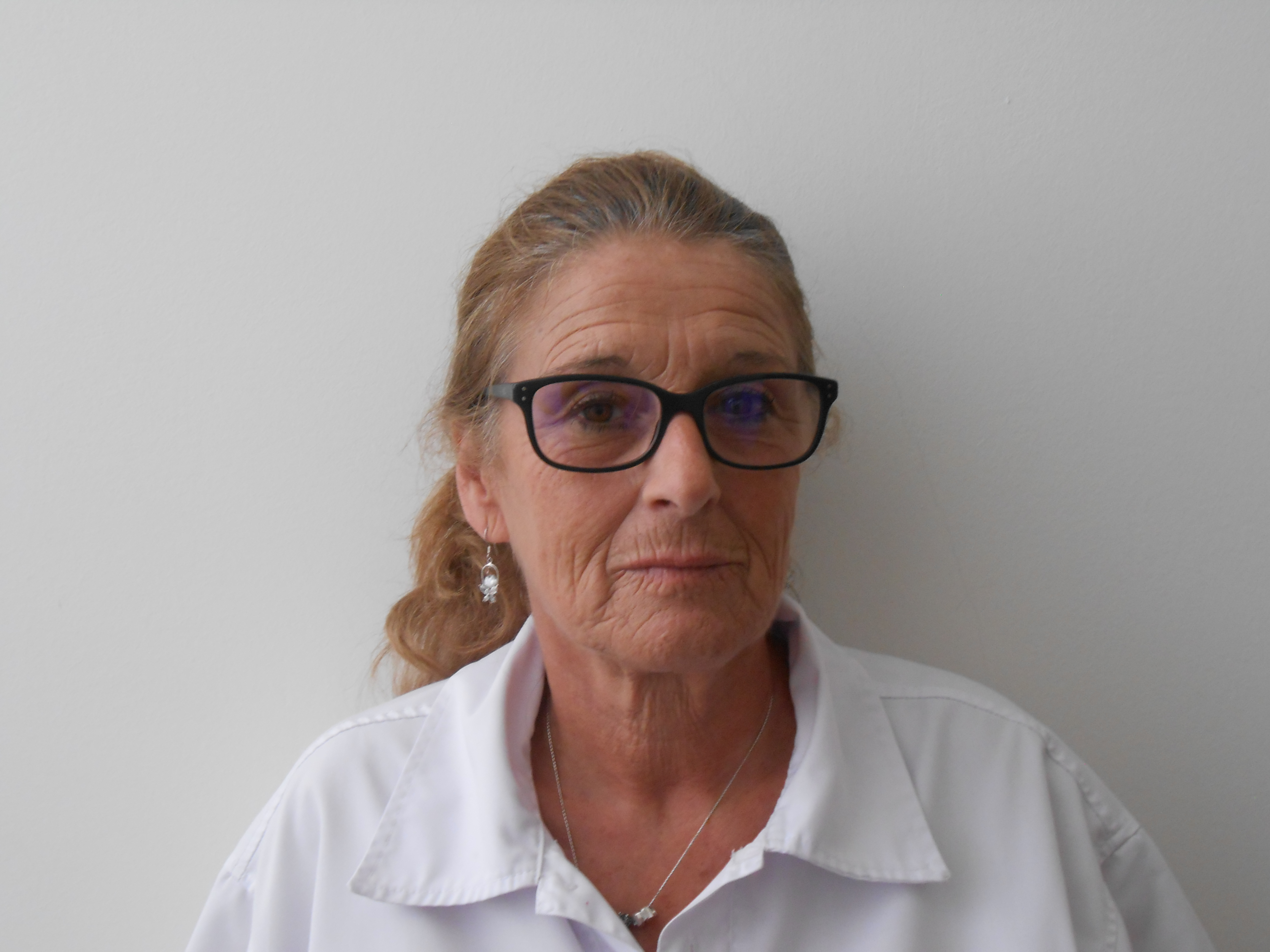 Enfermeira Teresa Bento