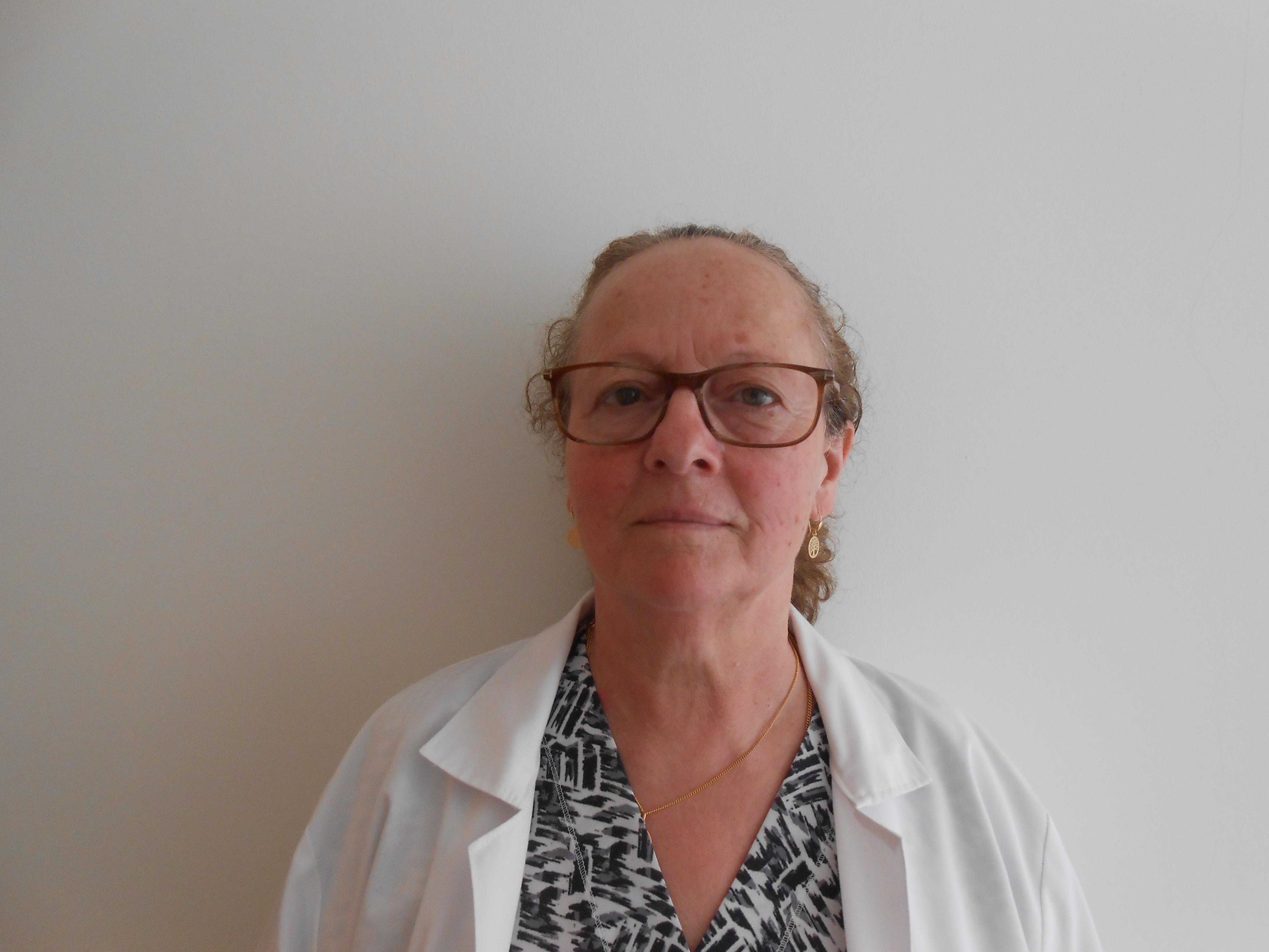 Enfermeira Natália Fanha