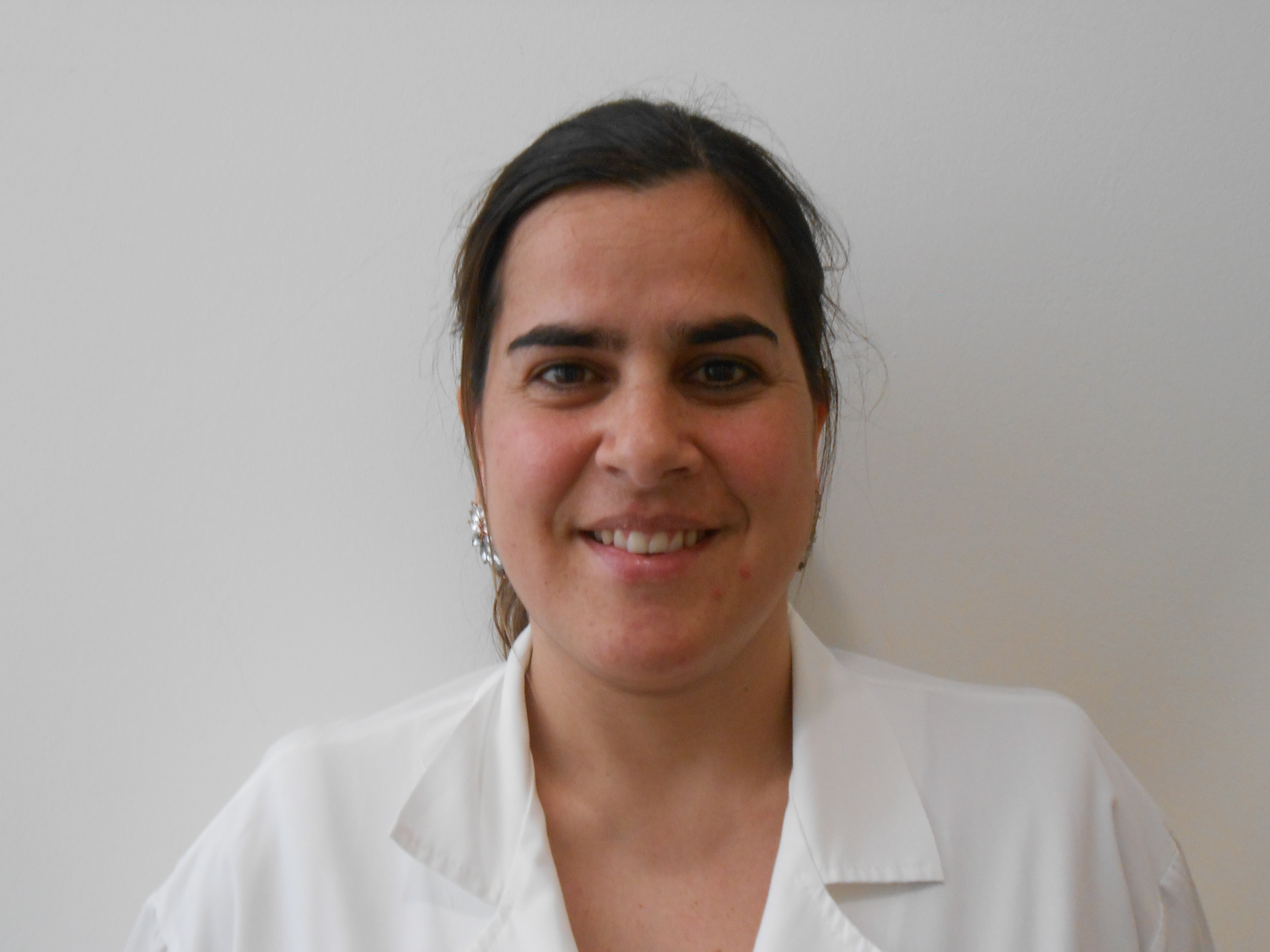 Enfermeira Raquel Dias