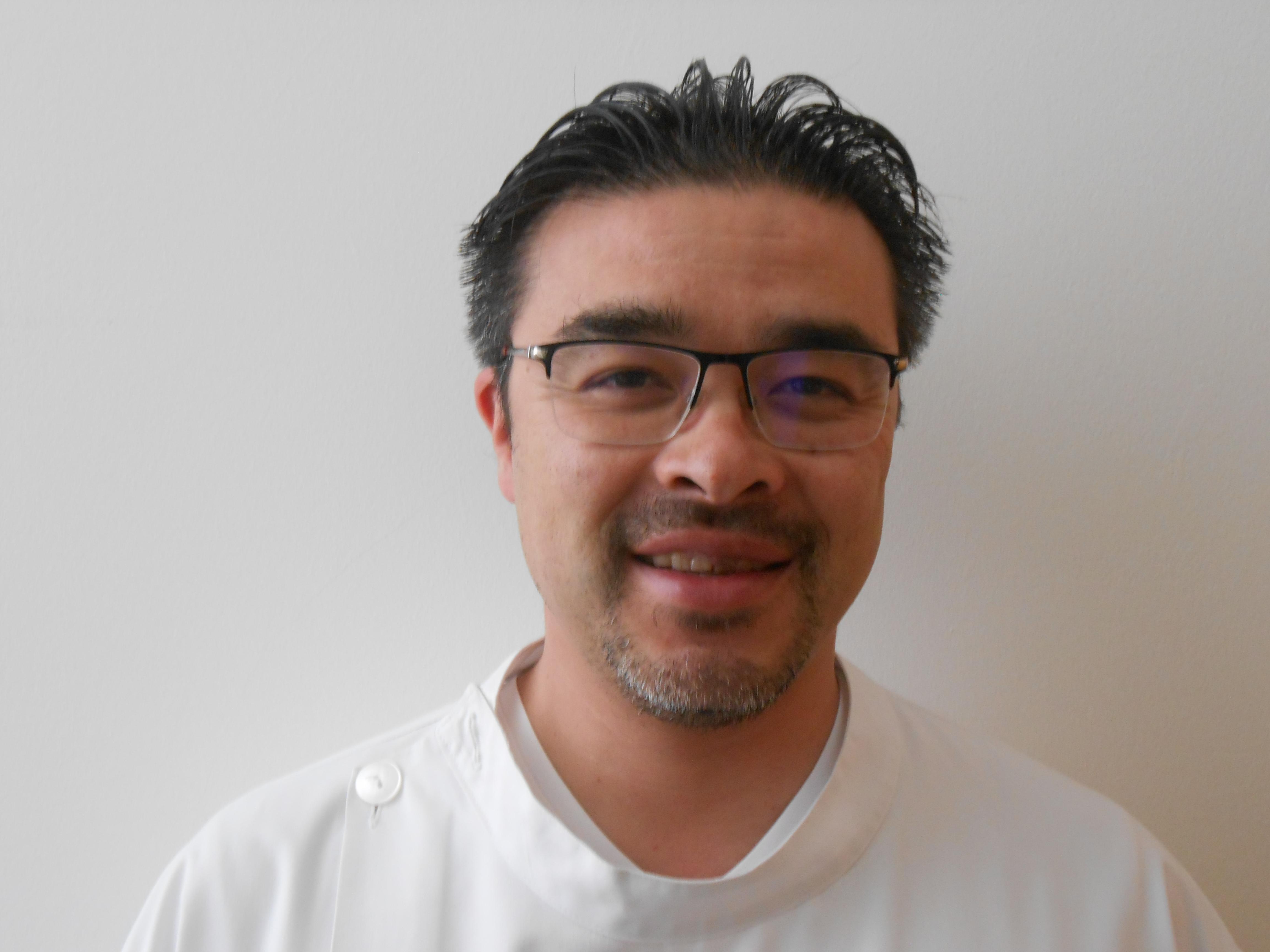 Dr. Jorge Garcia