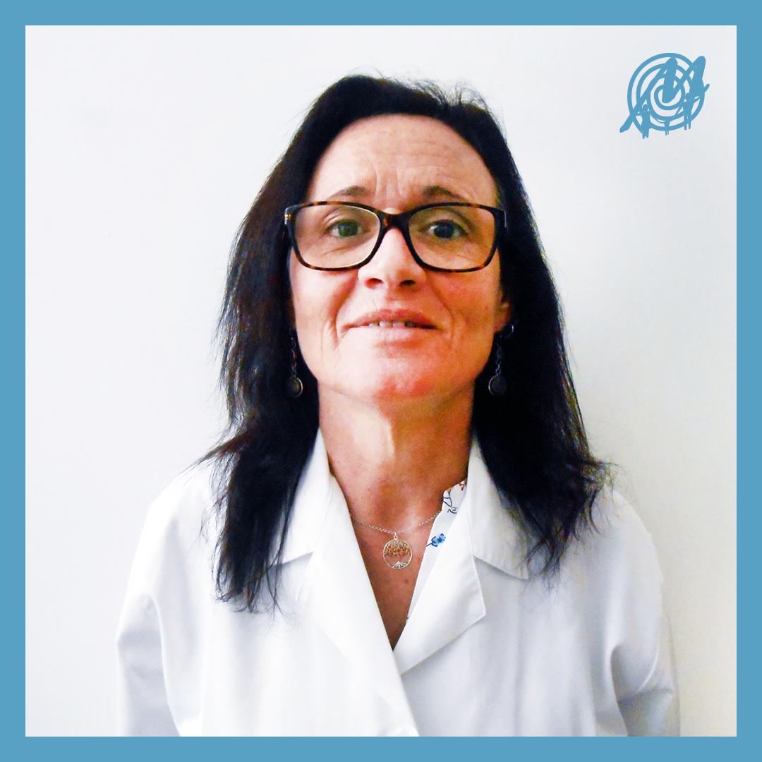 Enfermeira Anabela Dias